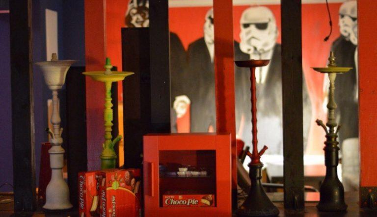 Кальянная Atmosphere: Playroom & Smoke Point