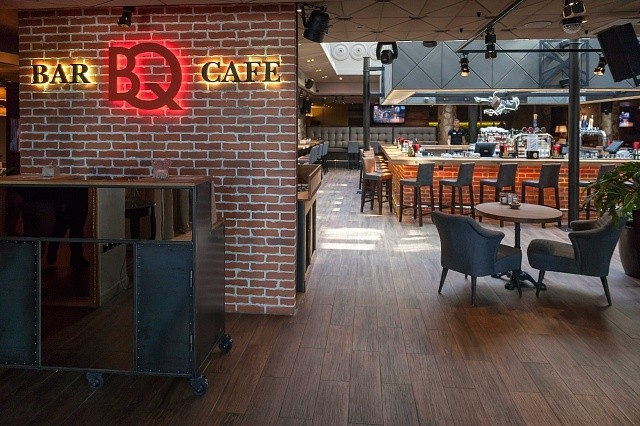 Кальянная Кальянная Bar BQ Cafe по адресу Трубная площадь