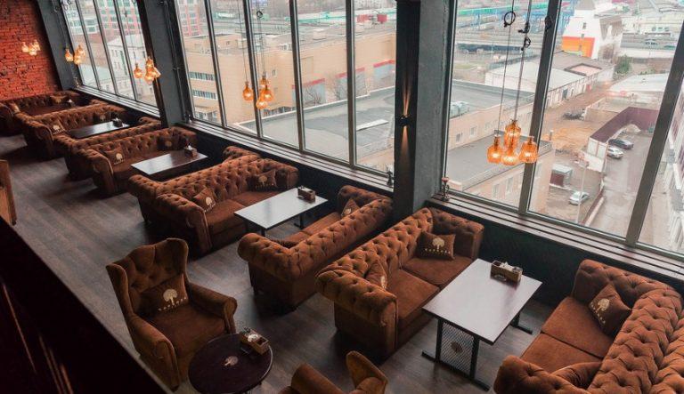 Кальянная Кальянная Барвиха Lounge Бауманская по адресу Нижняя Красносельская улица