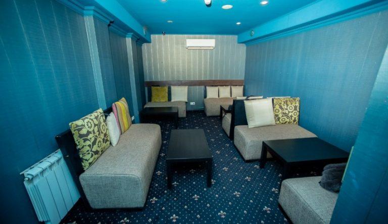 Кальянная Кальянная DEEP ROOM.Lounge по адресу Таганская площадь