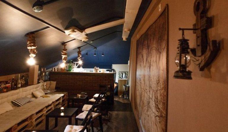 Кальянная Кальянная F-lounge Китай-город по адресу улица Маросейка