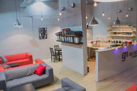 Кальянная Кальянная G6 Smoke Lounge по адресу