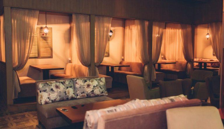 Кальянная Кальянная Garden Lounge по адресу Попутная улица