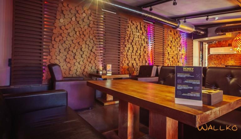 Кальянная Кальянная Honey Lounge по адресу ул. Александра Солженицына