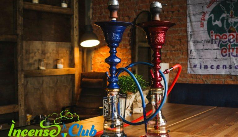 Кальянная Кальянная Incense Club по адресу Электрозаводская улица