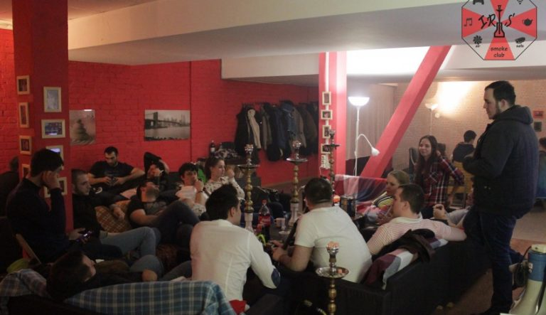 Кальянная IRIS. Home Lounge