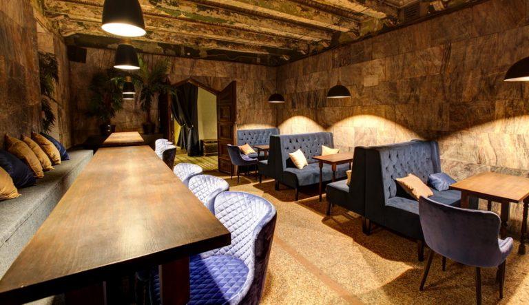 Кальянная Кальянная Terma lounge в Театральном проезде по адресу Россия