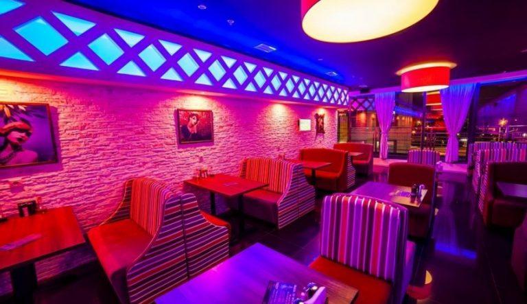 Кальянная Кальянная Kalyan Cafe на Нагатинской по адресу Варшавское шоссе