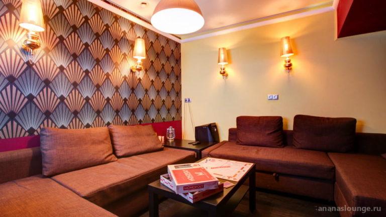 Кальянная Ananas Lounge