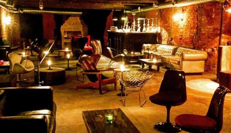 Кальянная Кальянная Leviathan Bar Lounge по адресу Новослободская улица