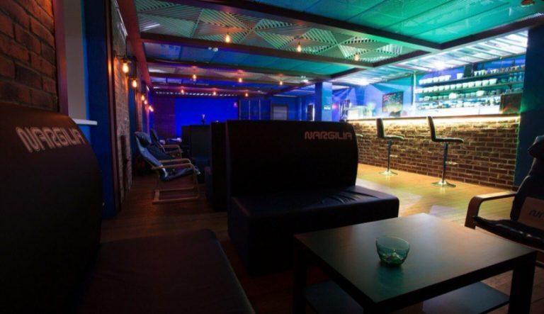 Кальянная Кальянная LOFT Nargilia Lounge Mytischi по адресу