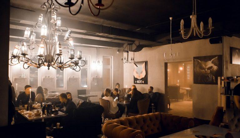 Кальянная Кальянная Lounge cafe KOT по адресу Россия