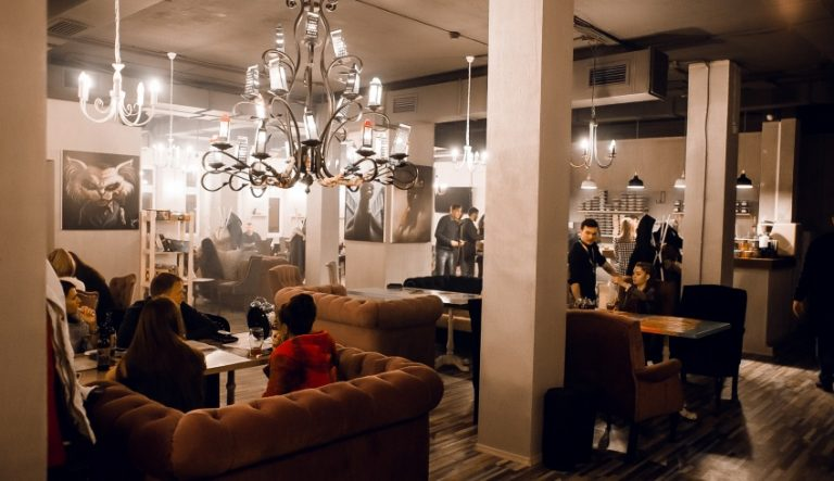 Кальянная Lounge cafe KOT