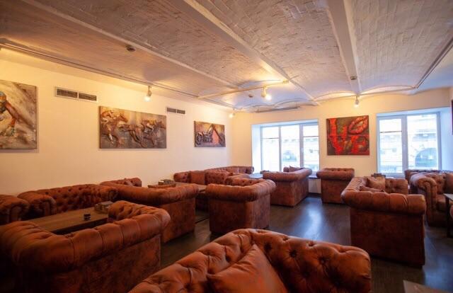 Кальянная Кальянная Mon Lounge по адресу улица Петровка