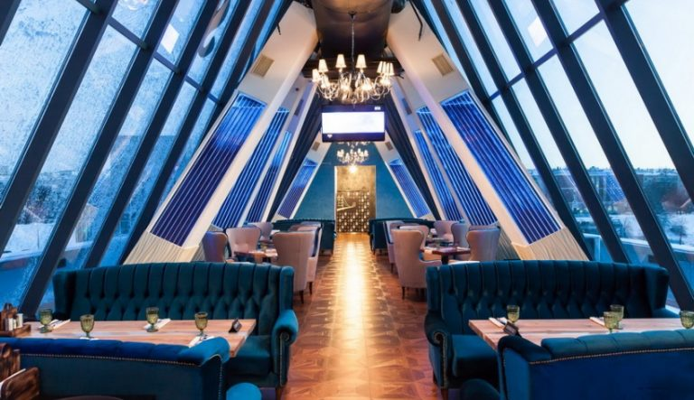Кальянная Мост Restaurant&Lounge