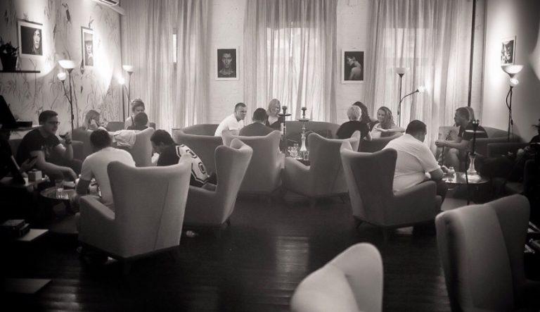 Кальянная Кальянная My Lounge Room по адресу Денисовский переулок