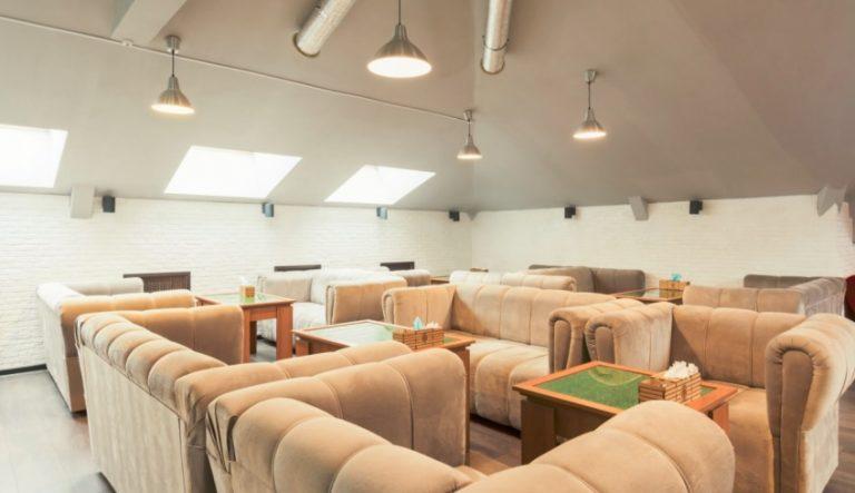 Кальянная Кальянная Мята Lounge Курская по адресу Подсосенский переулок