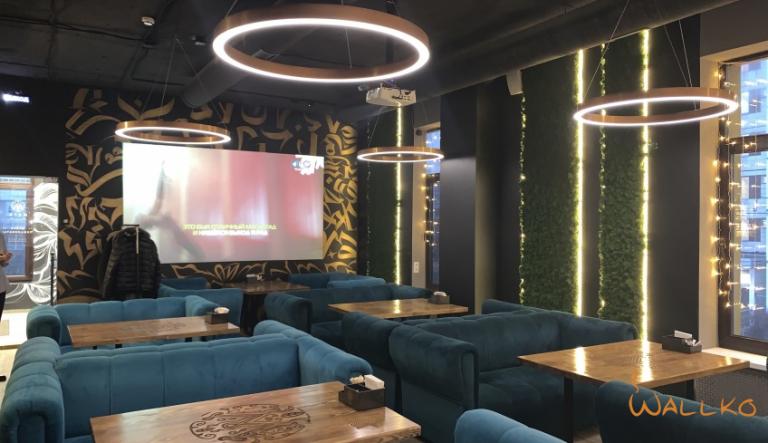 Кальянная Кальянная Мята Lounge на Академической по адресу Москва