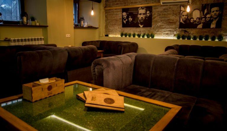 Кальянная Кальянная Мята Lounge Петровка по адресу улица Петровка