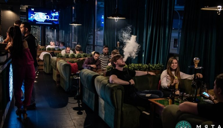 Кальянная Кальянная Мята Lounge Полянка по адресу 2-й Полянский переулок