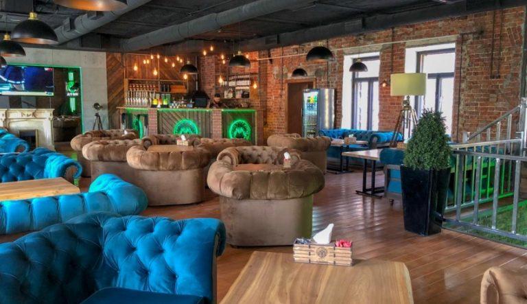 Кальянная Кальянная Мята Lounge по адресу проспект Академика Сахарова