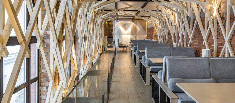 Шишка Lounge на метро Красные ворота
