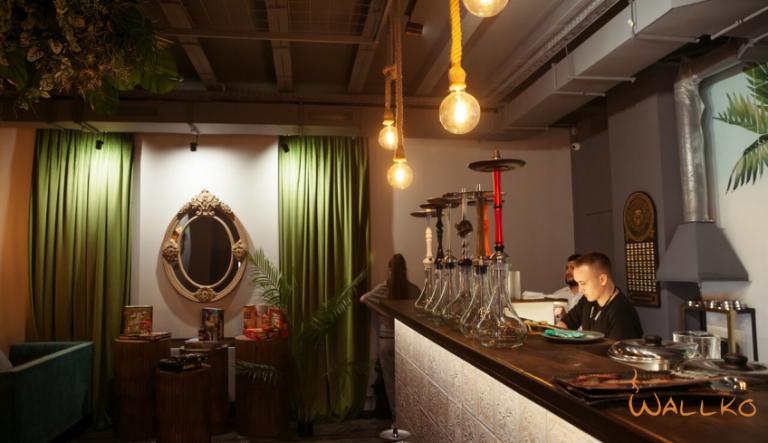 Кальянная Кальянная Остров Lounge по адресу Озёрная ул.
