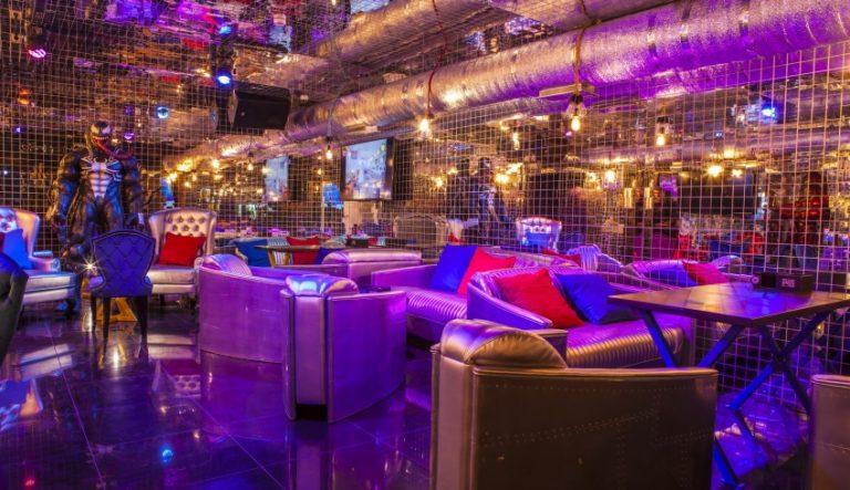Кальянная P4B Lounge