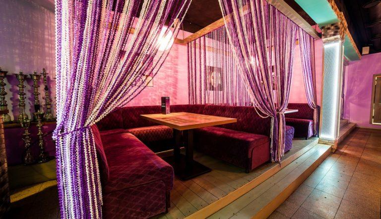 Кальянная Кальянная Pacifico Lounge по адресу Сиреневый бульвар