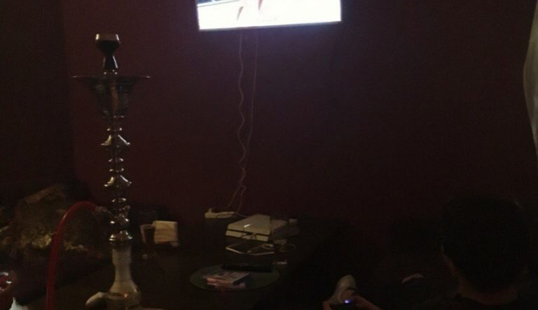Кальянная Shafran smoke
