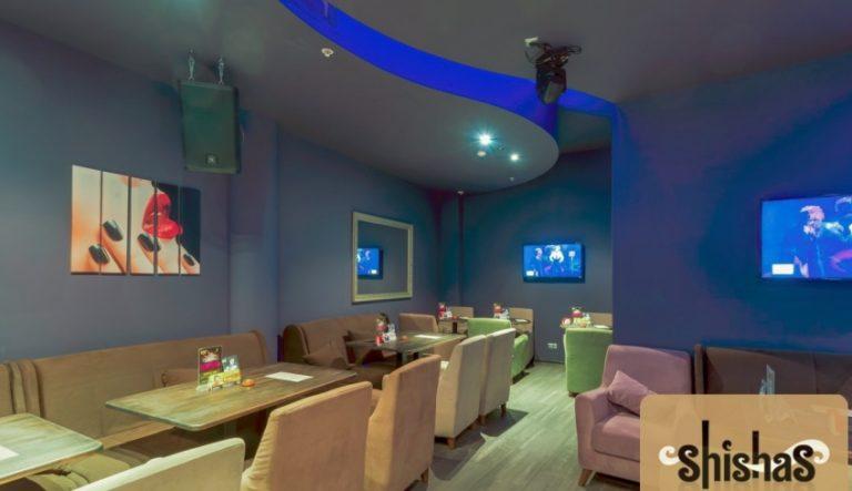 Кальянная Кальянная Shishas Karaoke Bar по адресу улица Новый Арбат