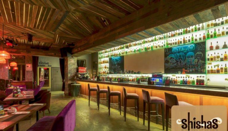 Кальянная Кальянная Shishas Sferum Bar по адресу улица Новый Арбат