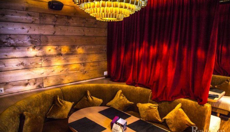 Кальянная Кальянная Smoke Lounge Бронная по адресу Спиридоньевский переулок