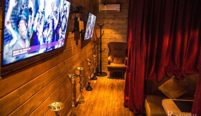 Кальянная Smoke Lounge Бронная