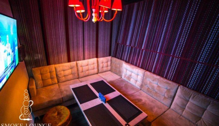 Кальянная Кальянная Smoke Lounge Спасская по адресу Садовая-Спасская улица