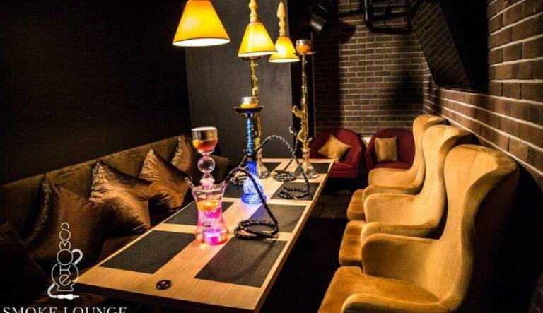 Кальянная Smoke Lounge Якиманка