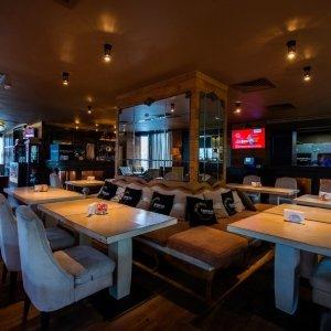 Smoke Lounge на Новом Арбате