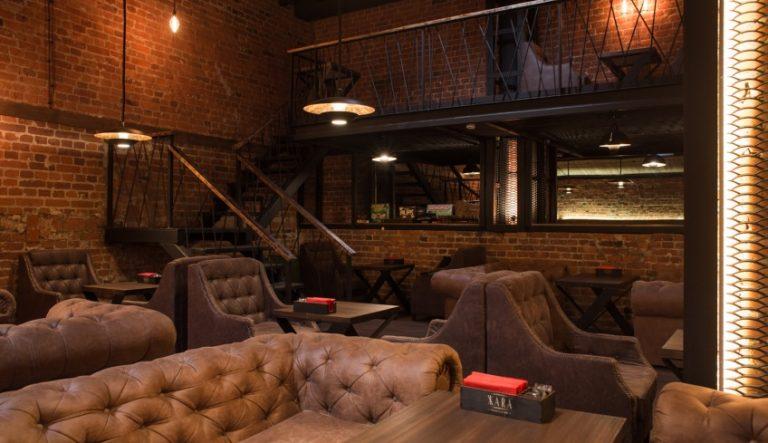 Кальянная Кальянная ЖАРА Lounge по адресу Мясницкая ул.