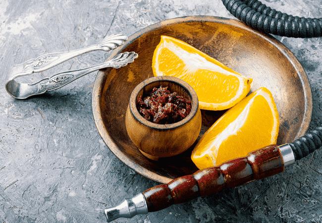 Апельсиновый микс кальянного табака