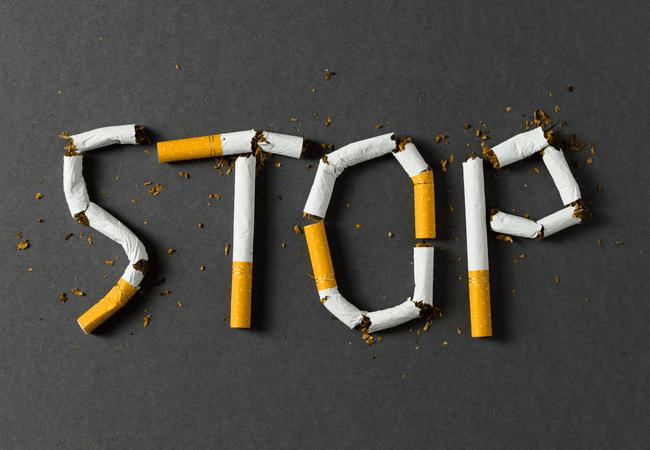 Запрет курения табака