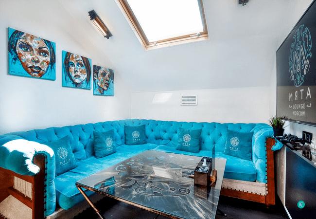 Лаунж бар Мята на Сахарова