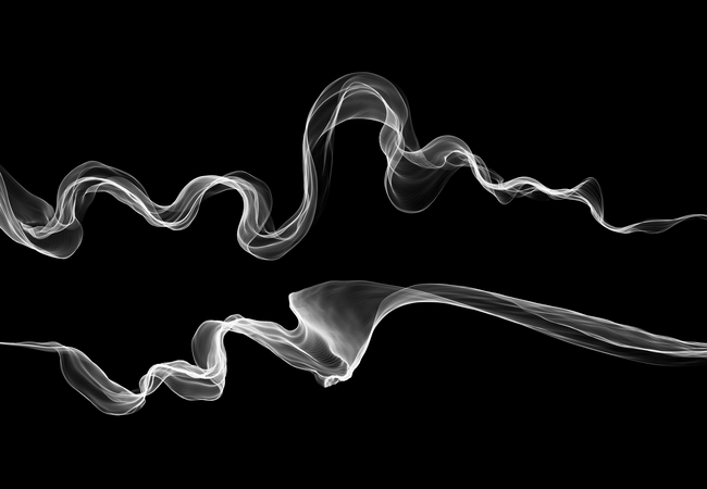 Дым от кальяна