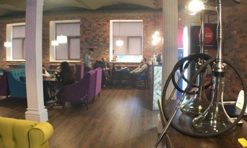 Кальянная Кальянная Aromat Lounge по адресу Бауманская дом 20
