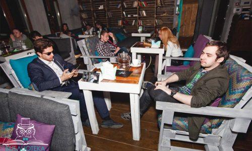 Кальянная Кальянная БИБЛИОТЕКА Shisha Lounge по адресу улица Арбат