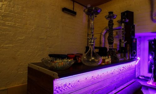Кальянная Кальянная Crazy Shisha Lounge Bar по адресу Большой Сухаревский переулок