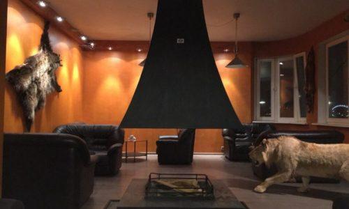 Кальянная Кальянная DeepSpace Lounge по адресу улица Новаторов