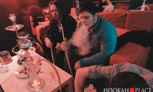 Кальянная HookahPlace — Химки