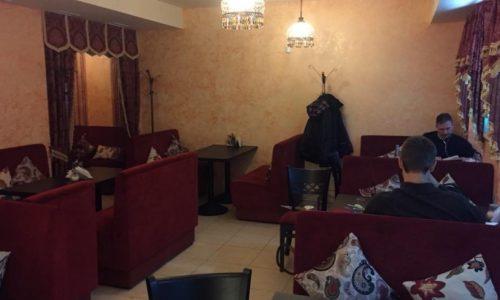 Кальянная Кальянная Кафе Синдбад по адресу Люсиновская улица