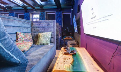 Кальянная Кальянная Nexus Cyber Lounge на Спартаковской улице по адресу Россия
