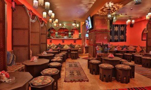 Кальянная Кальянная Kalyan Cafe на Чистых прудах по адресу улица Покровка